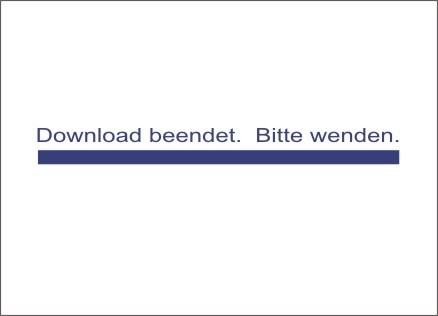 Download beendet